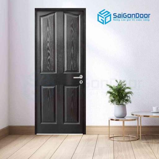Sài Gòn Door chuyên cung cấp cửa gỗ 1 cánh toàn quốc