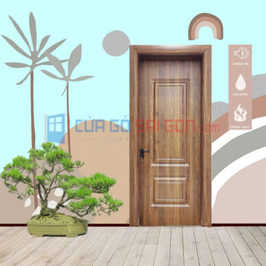 Cửa nhựa gỗ composite là gì? Gợi ý địa chỉ mua cửa nhựa gỗ composite Sài Gòn